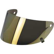 Mica Plana Biltwell Inc. Gringo S Repuesto Espejo Dorado