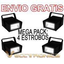Vecc Envio Gratis Super Paquetazo: 4 Estrobos De Filamento.