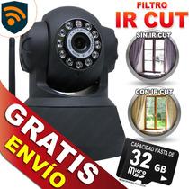 Camara Ip Wifi Video Vigilancia Internet Alarma Casa Negocio