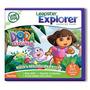Juego De Aprendizaje Dora The Explorer Leapfrog Leapster