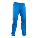 Pantalon Azul Bandumeros Unitalla Con Resorte