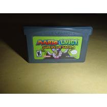 Mario & Luigi Super Star Saga Game Boy Advance Graba Partida