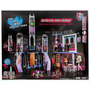 Monster High Deadluxe High School Escuela De Lujo 1.5 Mts