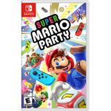 Juegos Nintendo Switch  Super Mario Party Nuevo Meses /u