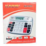 Calculadora Electronica Básica  15cm Kadio