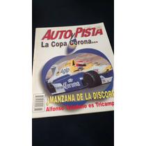 Auto Y Pista - La Copa Corona... Alfonso Toledano