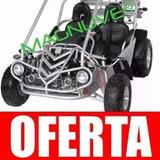 Kit Construye Carro Buggy Karting Go Kart Arenero