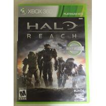 Halo Reach Para Xbox 360 Excelentes Condiciones