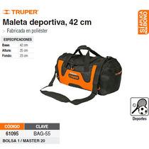 Maleta Deportiva De 55 Cm