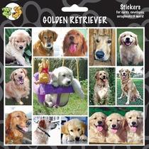 Pegatinas Del Perro - Golden Retriever Stickersx 27 Amantes