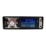 Autoestereo Estereo De Auto Bluetooth Usb Sd Aux Fm T1928