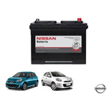 Bateria Acumulador March 1.6l 2018 Original Nissan