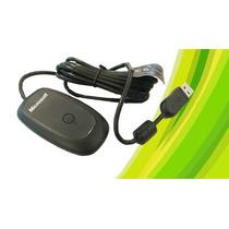 Receptor Inalambrico Xbox 360 Para Pc Original Control Y Mas