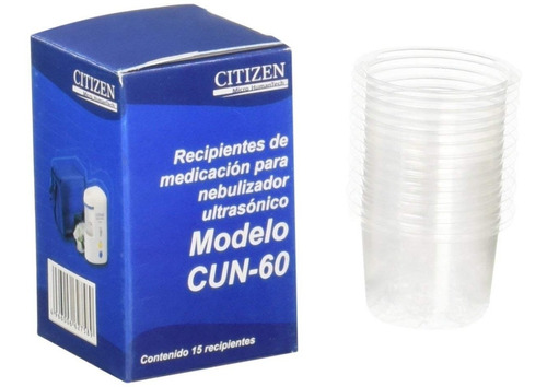 4316ed04cda Paquete Repuestos Para Nebulizador Ultrasónico Citizen Cun60 en ...