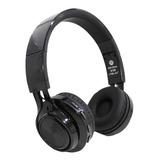 Audifonos Manos Libre Bluetooth Stelau Mp3 Fm Micro Sd B-06