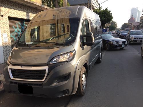 Renta De Camionetas Baratas Con Chofer 14 Pasajeros Cdmx