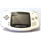 Gameboy Advance Frontlight Blanco
