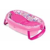 Bañera Summer Infant Plegable Para Bebe Varias Etapas Rosa K