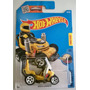Hot Wheels - Grass Chomper - Go Kart - Carreras
