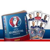 Album Panini Eurocopa Francia 2016 Lleno Todas Las Estampas