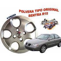 Polvera Tipo Original Sentra R15