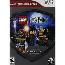 Lego Harry Potter Wii Incluye Dvd Pelicula Gratis 40% Dto.