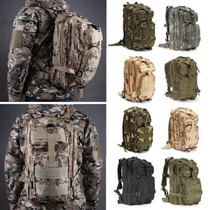Mochila Tactica Militar Backpack Camuflaje Outdoors