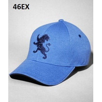 Gorra Express Azul Ropa De Hombre 100% Original