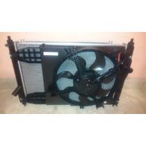 Radiador Ventilador Condensador Original Aveo 2008-2016
