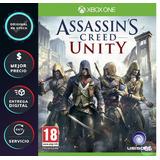 [xbox Live] Assassin's Creed: Unity  - C¿digo Digital