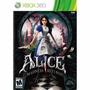 Alice: Madness Returns Xbox 360 / One