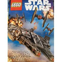 Revista Lego Club Sep.-oct. 2015 Star Wars The Force Awakens