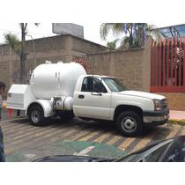 Pipa De Gas Lp, Nueva !!! En Chevrolet 2007