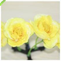 Presilha Para Cabelo Com Flores