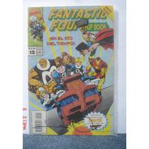 Fantastic Four Flip Book Autografiado Por Walter Simonson