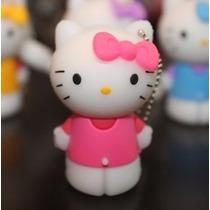 Usb 8gb Figura Hello Kitty Pink