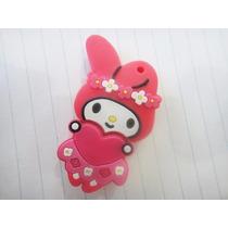 Usb 8gb Figura Hello Kitty Cute Heart