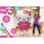 Globo Helio Aire Hello Kitty Gigante Jumbo