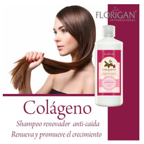 Shampoo Anti Caida De Colageno Y Frutos Del Bosque