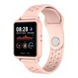 Pulsera Reloj Inteligente Impermeable Ip67, Smartwatch