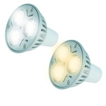 Foco Led Spot 3w Base Gu5.3(mr16) Luz Blanca