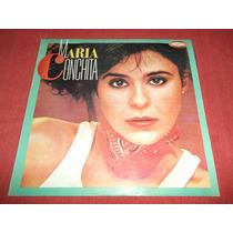 Maria Conchita Alonso - Homonimo Lp Peru Ed 1983 Mdisk