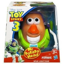 Toy Story 3 Buzz Light Year Cara De Papa Potato Head Spud