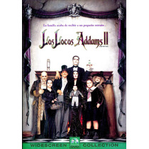 Dvd Locos Addams 2 ( Addams Family Values ) 1993 - Barry Son