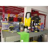 Auto-lavado Limpieza De Hogar (aspiradora, Hidro Y Pulidora)