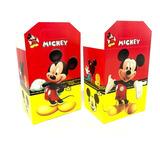 Mickey Mouse Caja Dulcera 10 Piezas Todo Para Tu Fiesta