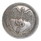 Sí/no Decision Moneda Chapada En Plata Coleccionable Busin Y