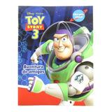 Libro Para Colorear 16pag Toy Story Varios Diseños Niños