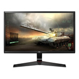 Monitor LG 24mp59g Led 24  Negro 110v/220v