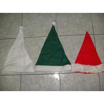 Gorros Santa Claus Navideño Unitalla